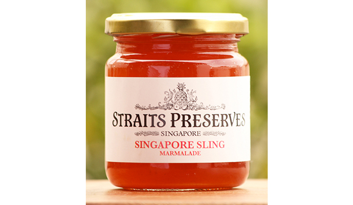 Singapore Sling Marmalade from Straits Preserves