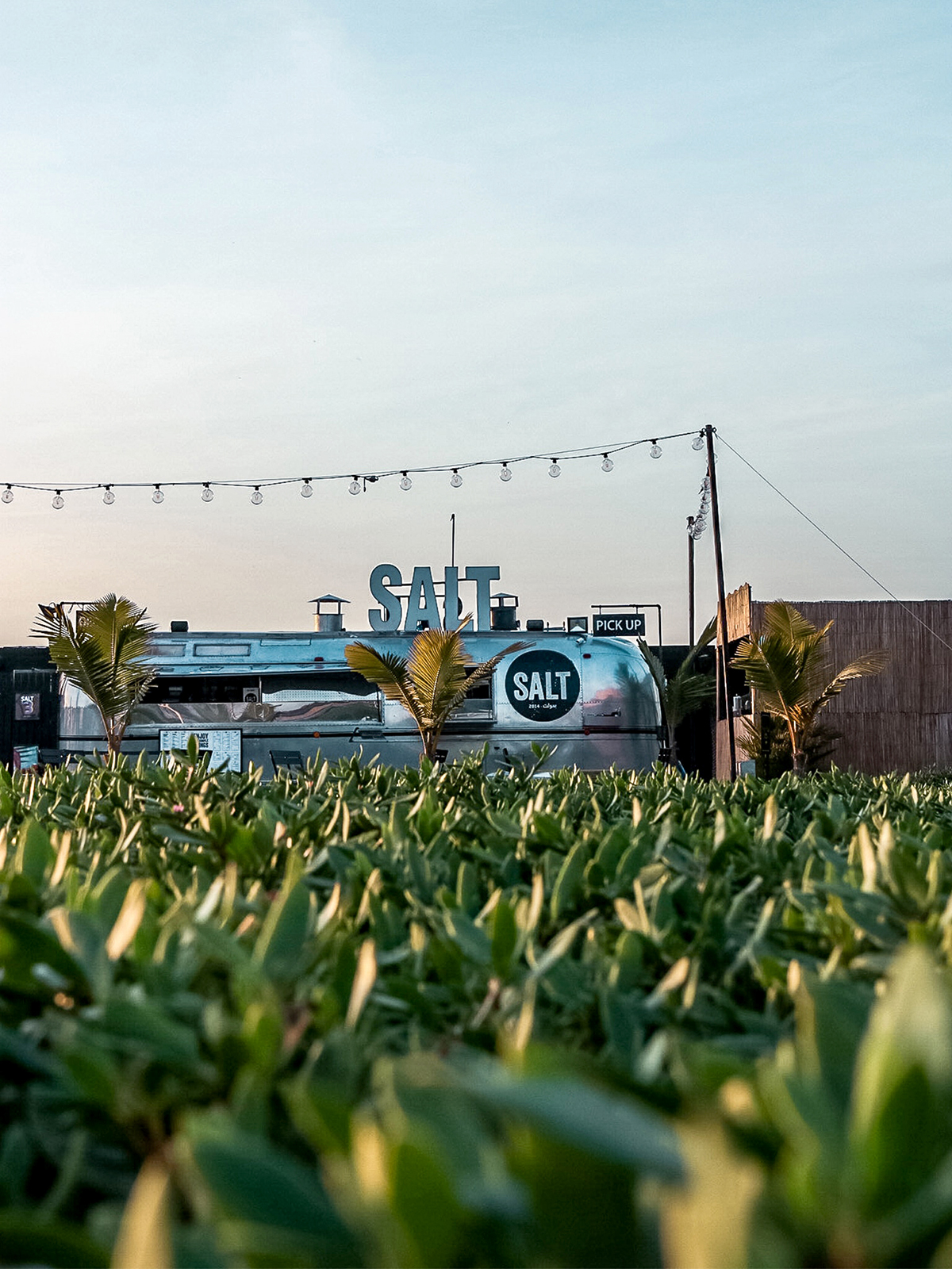 Salt, a homegrown food truck with Joshua Tree vibes