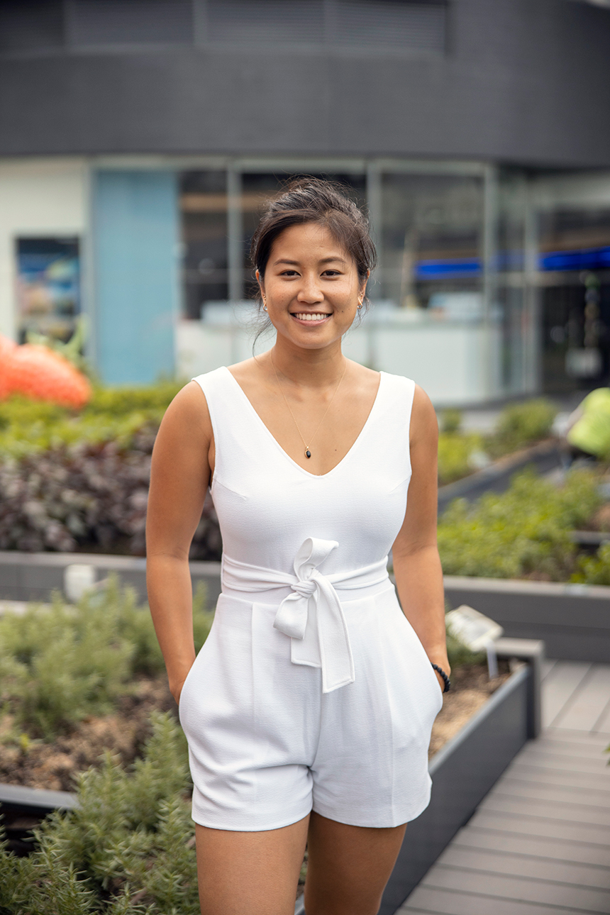 Hong Kong Explorers Initiative founder Laurel Chor